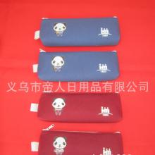 本厂专业生产帆布广告笔袋 无卤牛津布笔袋 礼品笔袋 卡通笔袋厂家  牛津布笔袋报价