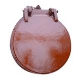 邢台市拍门供应商 铸铁拍门价格 铸铁法兰拍门直销 浮箱拍门供应