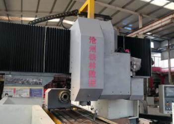 广西龙门铣床河北机床厂生产图片