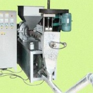 PVC硬塑回收造粒机图片