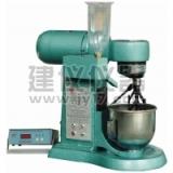 JJ-5水泥胶砂搅拌机胶砂的搅拌水泥试验和净浆