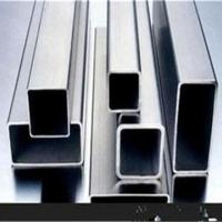 6061铝合金方管 等边铝方管、大规格铝方管品种齐全