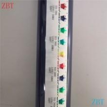 塑胶烫金纸美国CROWN皇冠烫金箔 YED3800蓝箔烫金膜