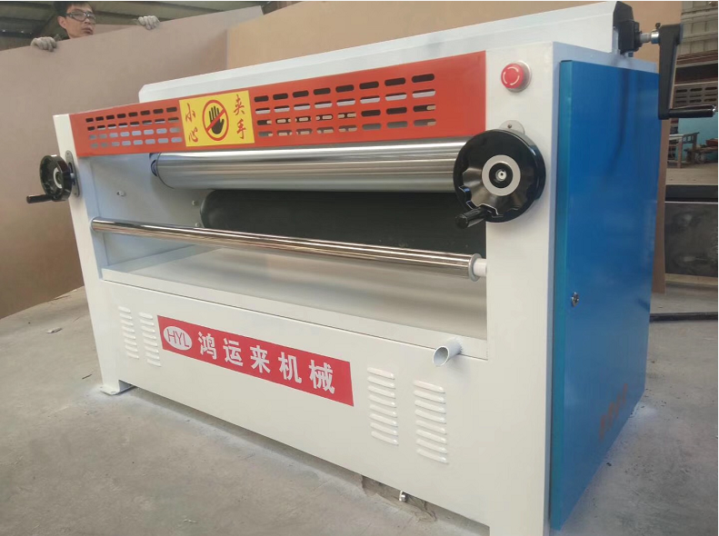 木工板材滚胶机供应商/价格/厂家