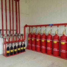 珠海最低报价 七氟丙烷最新气体灭火自动装置  气宇专业生产厂家批发