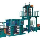 自封袋吹膜-印刷一体机  印刷一体机 吹膜凹版印刷线机组
