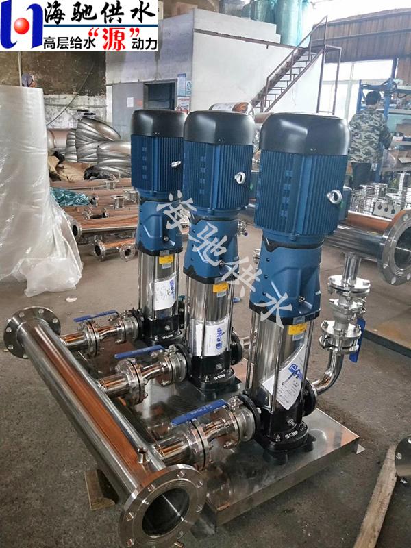 恒压供水设备 生活变频供水设备 生活变频给水泵 变频恒压生活水泵