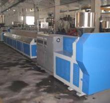 PP聚丙烯打包带生产线 聚丙烯打包带生产线