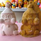 哈尔滨市 石膏娃娃白胚模具批发 石膏模具多少钱一套