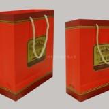 年发印刷茶叶礼品包装袋定制