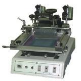 大型推轨式丝网印刷机 手动大型推轨式丝网印刷机