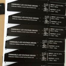 惠州公司厂家定制机器设备金属铭牌激光打标机 铝标牌激光镭射机批发