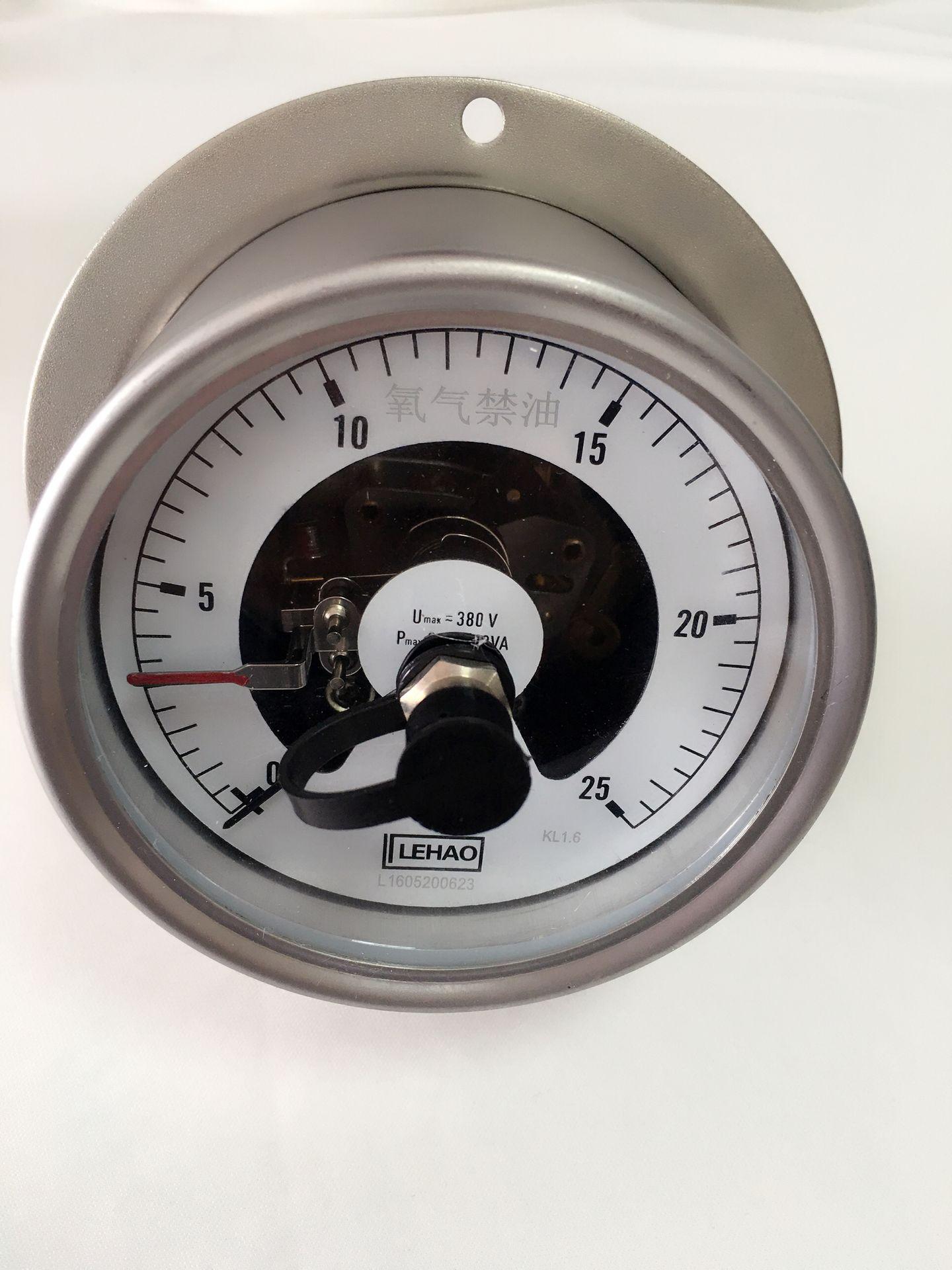 半钢电接点表厂家直销-批发价格 半钢电接点表