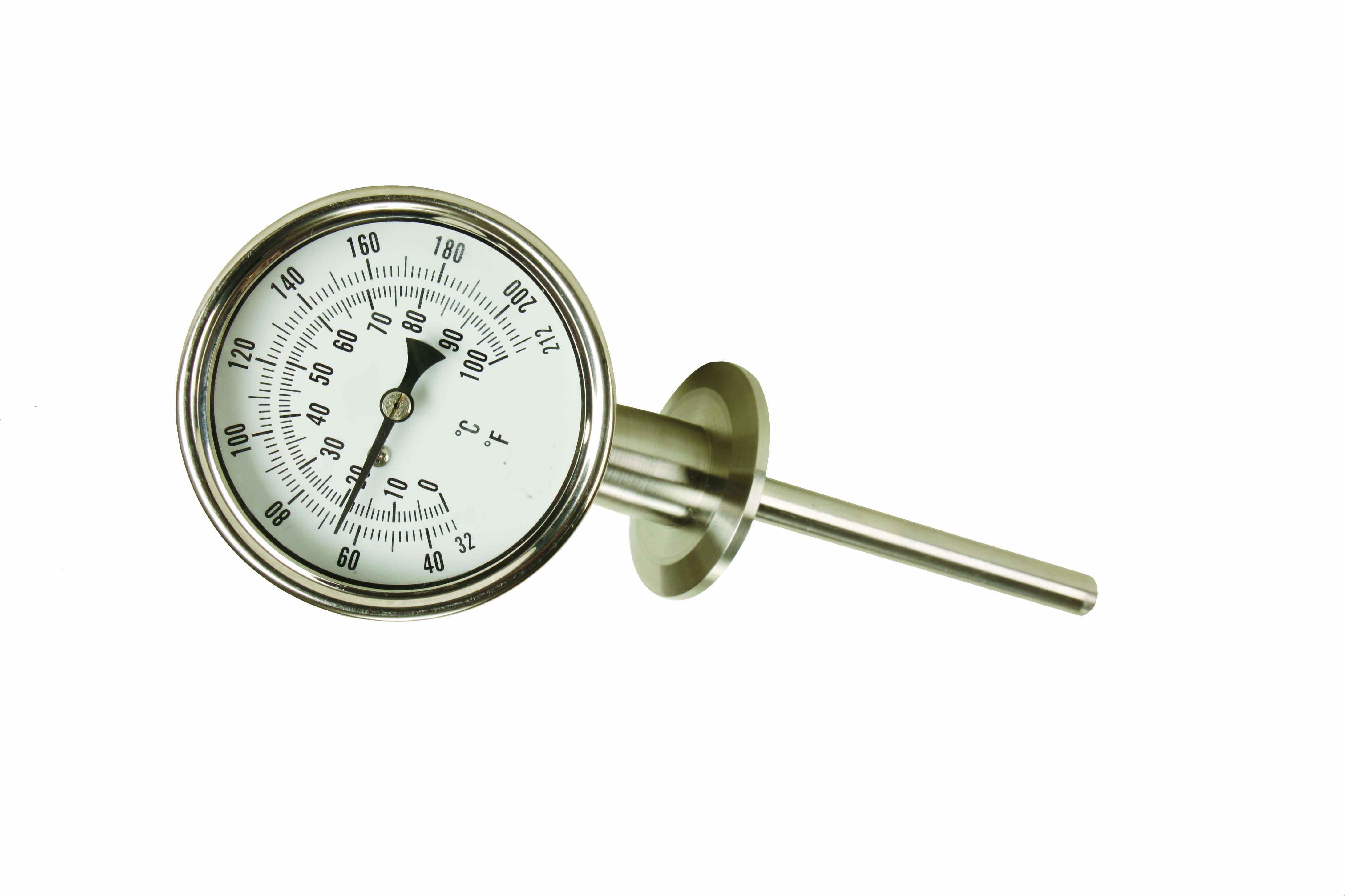 双金属温度计厂家直销-优质供应商  双金属温度计