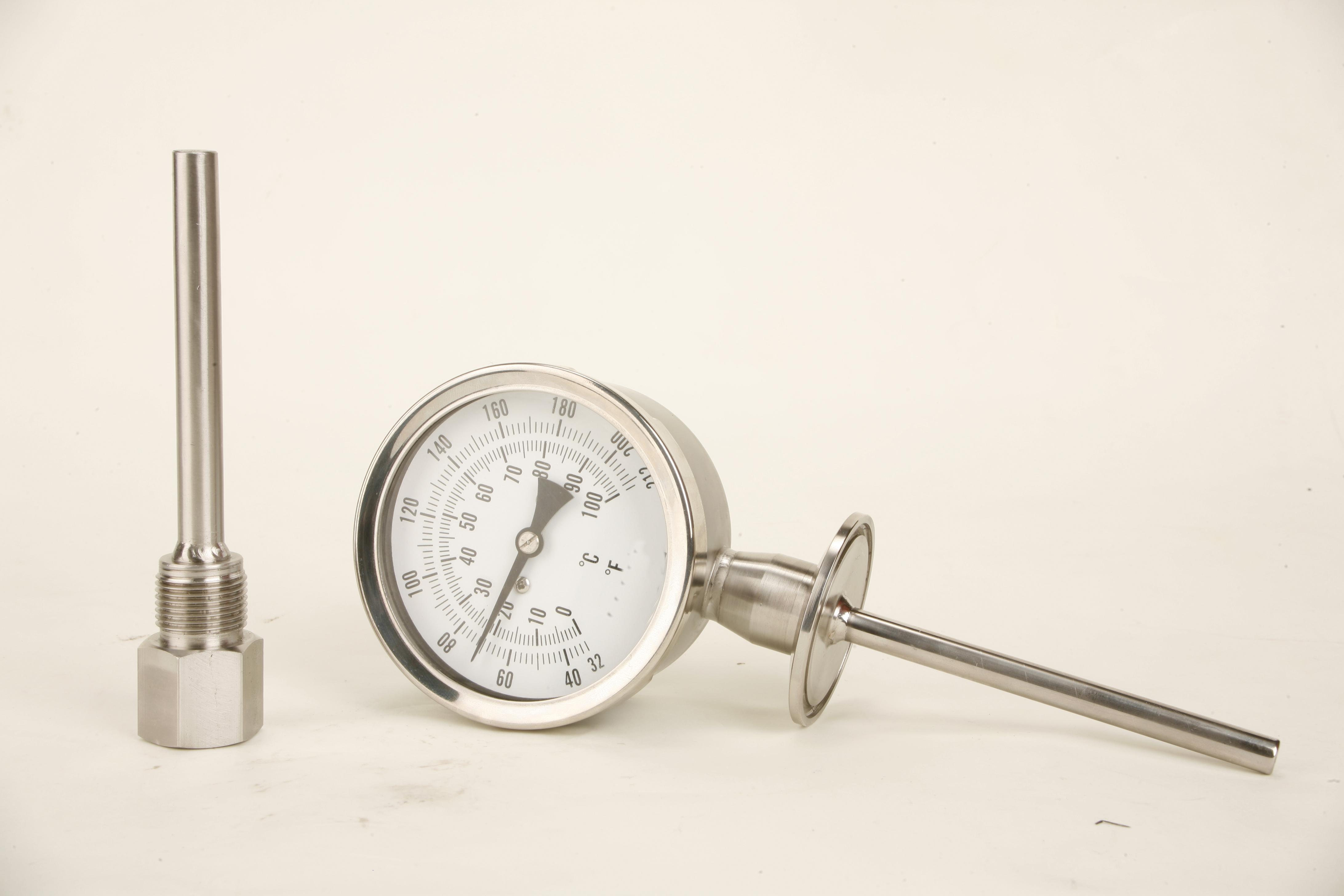 供应卫生级隔膜压力表价格-厂家-批发