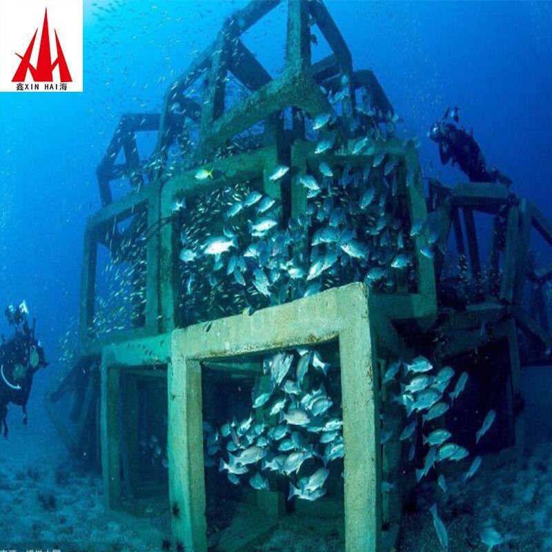 厂家合作海洋牧场项目 延绳筏项目 人工鱼礁技术 海上养鱼网箱 湖南鑫海股份有限公司