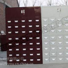 郑州柜之友办公家具不锈钢中药柜厂家直销