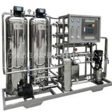 奉化食品厂加工纯水机 达旺不锈钢高纯水处理设备 奉化食品饮料生产加工纯化水净水机设备图片