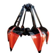 专业定制 抓斗 起重机专用抓斗及配件各种型号齐全欢迎订购图片