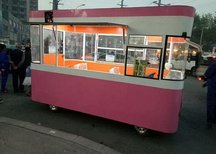 电动餐车 电动餐车多少钱一辆