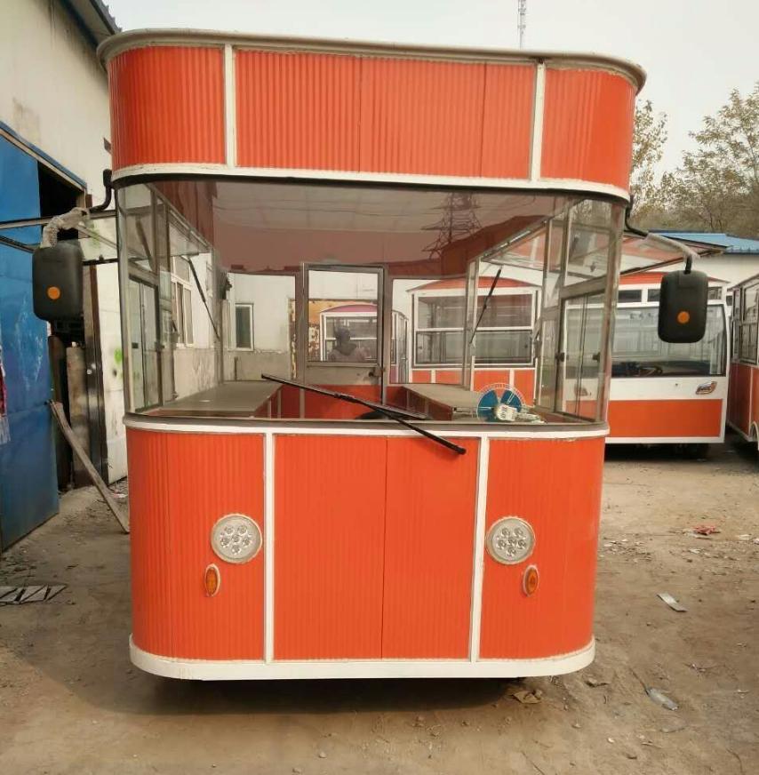 辽宁太阳能电动美食车