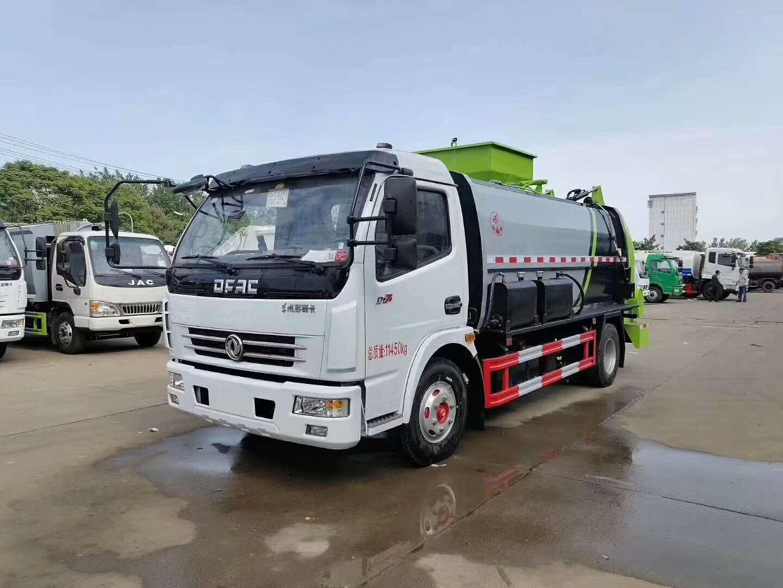 东风泔水垃圾车销售