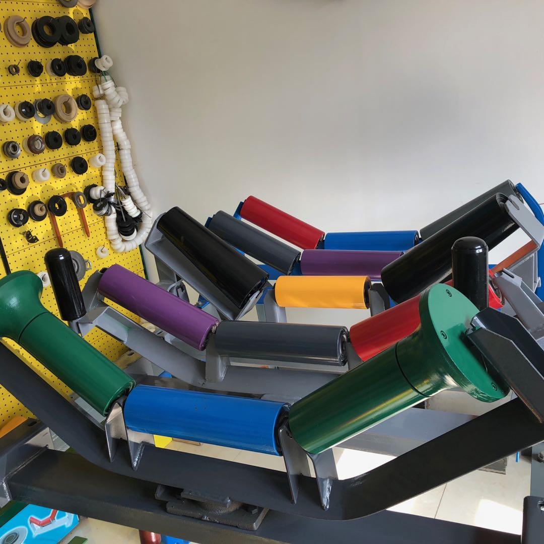 尼龙托辊附件 轴承座 密封 各种托辊附件优质供应商