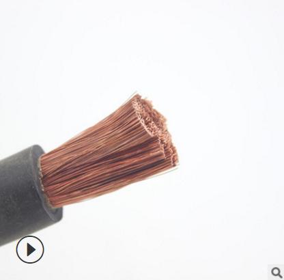 焊机线电焊线纯无氧铜 YH70平方通用橡套电缆线 厂家直销电线电缆
