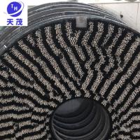 厂家直销液晶显示屏抛光毛刷辊 手机屏光学抛光毛刷 毛刷辊定做