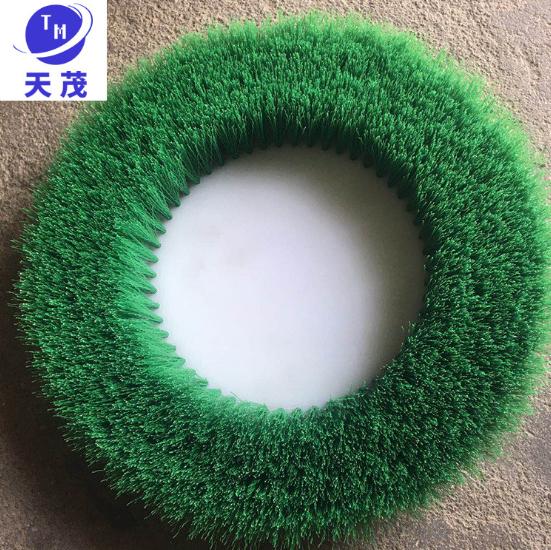 厂家直销 各种材质圆盘刷 机械清洁圆盘刷 磨料圆盘刷支持定做