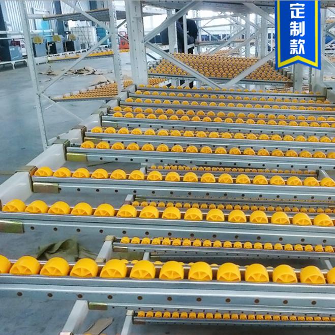 流水线物料架厂家直销/惠州洋成物流系统设备有限公司