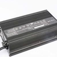 铝合金外壳充电器 24V20A铁锂电池充电器 电动叉车充电器