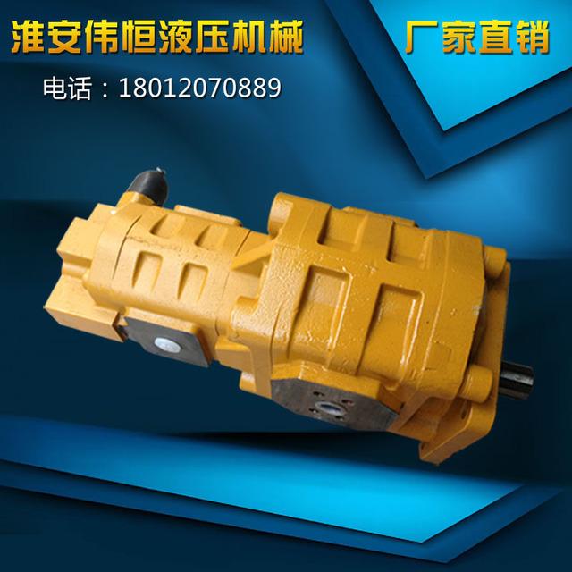YDL20-20U液控多路阀 装载机液控比例阀 抓木机液控多路阀