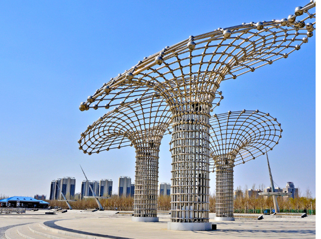 城市大型不锈钢雕塑厂家加工生产不锈钢雕塑厂家直销