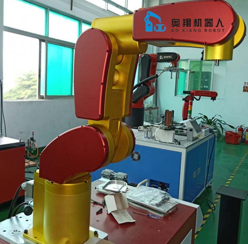 教学科研机器人机械手臂 六轴智能自动化机械手臂六关节机器人