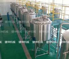 啤酒发酵罐厂家_供应商图片