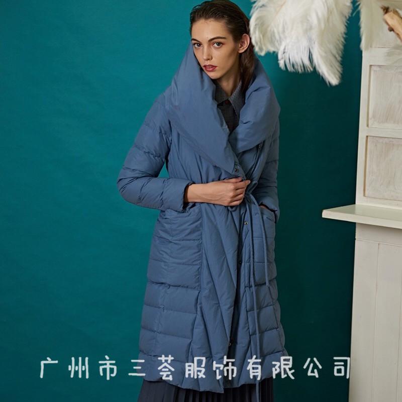 摩多伽格羽绒服女装尾货品牌折扣库存电商直播一手货源