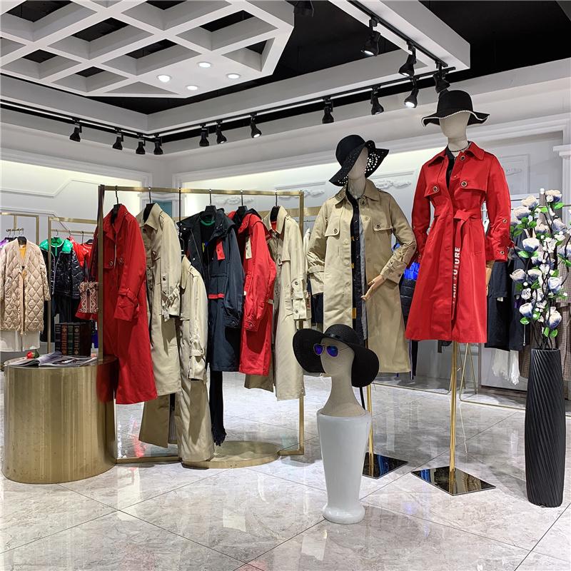 欧美时尚潮牌达拉达女装折扣尾货淘宝直播一手货源