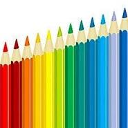 塑料铅笔颜料批发价格图片