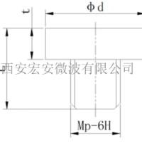 西安宏安机械设备防震HA-12A金属件螺纹式防水透气阀图片