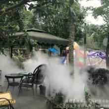 贵州锦胜生态餐饮业喷雾造景降温人造雾生态环保人造雾效户外火锅景观喷雾就找贵州生态餐厅火锅喷雾造景降温餐饮