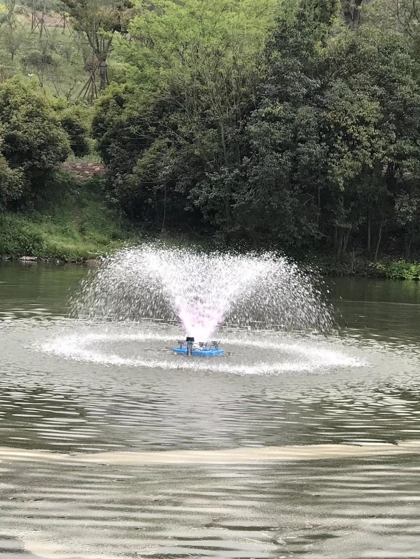 厂家直销提水式喷泉曝气机
