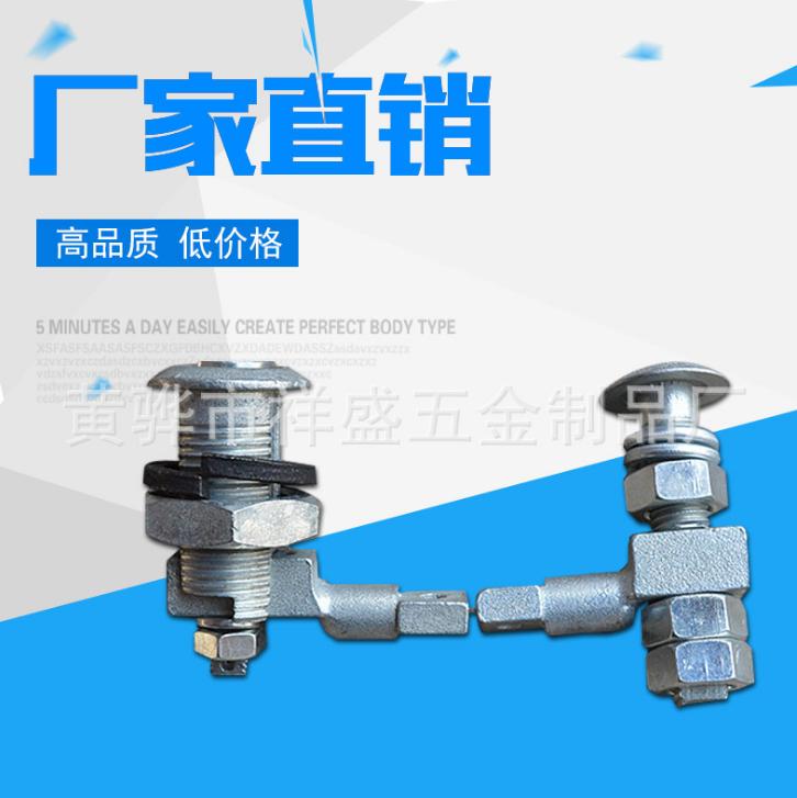井盖防盗锁厂家_不锈钢井盖锁定制 多种规格可选