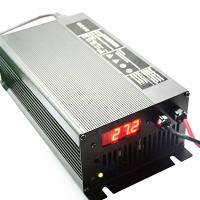铅酸电池充电器12V40A 汽车电瓶堆高车观光车电动车充电器充电机