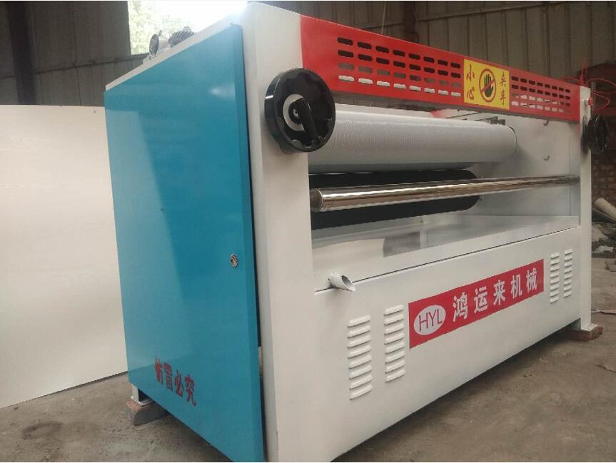 大型模压门板涂胶机厂家/供应商/价格
