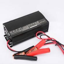 电动车充电器厂家48V5A 厂家直销电动自行车摩托电瓶三轮车电动车充电器