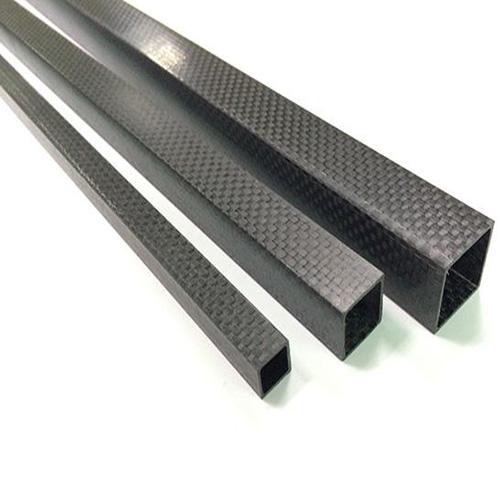 供应碳纤维管 平纹/斜纹 3K全碳 碳纤管