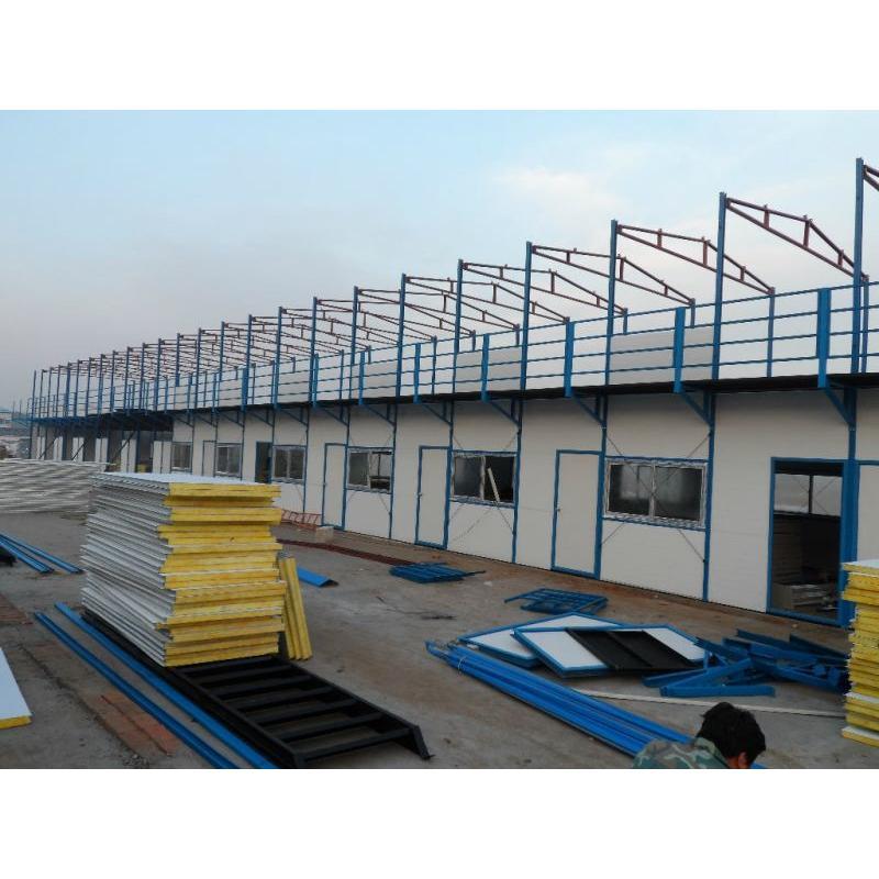 天津大港净化板车间批发厂家 大港环保型彩钢房价格