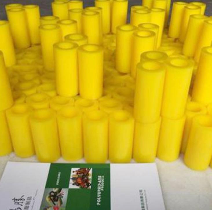 厂家直销聚氨酯胶辊 加工定制PU棒弹性胶棒 聚氨酯橡胶胶辊 PU胶棒