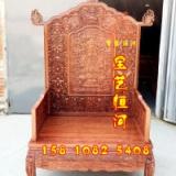 178上师法座密宗佛堂上师法椅师父椅子藏式佛龛